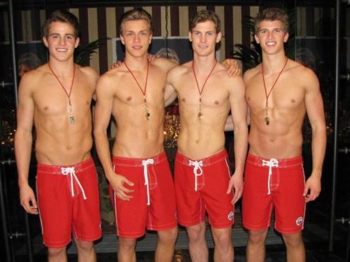 boys Horny twink