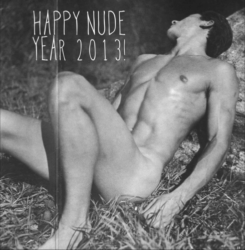 Happy Nude Year 2013