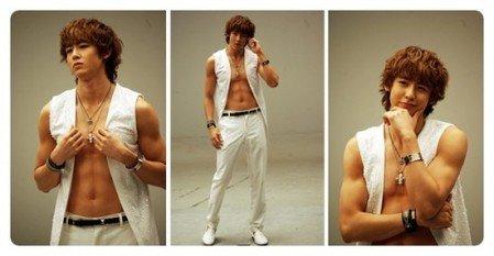 Boyband 2PM member 2