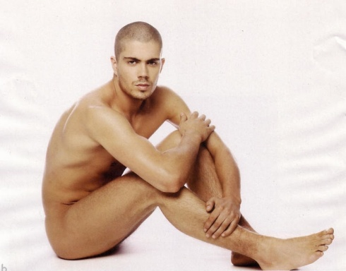 Boyband The Wanted Max George 3