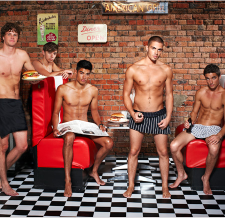Boyband The Wanted