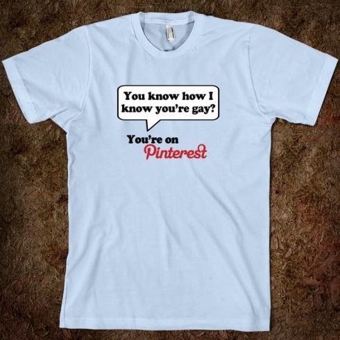 Pinterest Gay